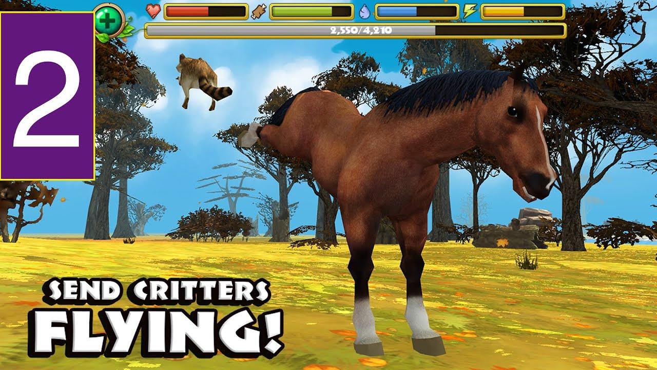Wild Horse Simulator -...