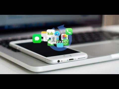 Iphone Da Silinen Fotograf Video Ve Diger Icerikleri Kurtarma Imyfone