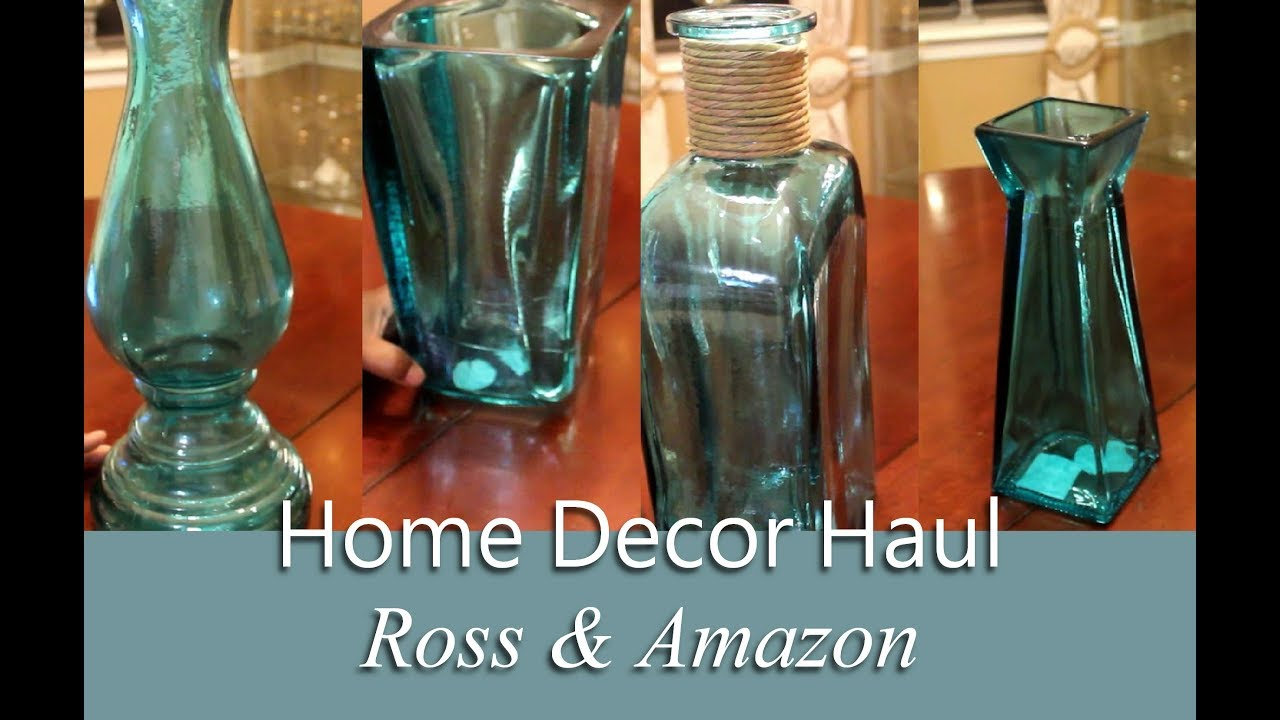 amazon home decor haul home decor haul ross home goods 10342