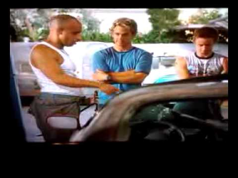 Fast And Furious Supra Scene Youtube