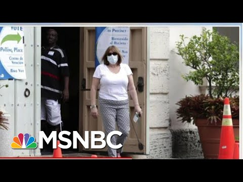 Is There A Way To Predict When COVID-19's peak Will Hit? | MTP Daily | MSNBC