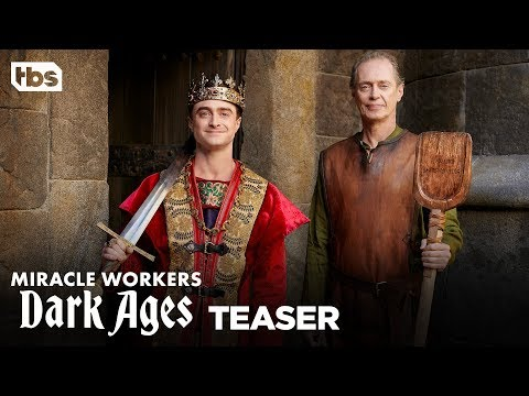 Daniel Radcliffe and Steve Buscemi Welcome You To The Dark Ages | Official Teaser | TBS