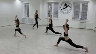 Видео-урок (II-семестр: май 2018г.) - филиал Червишевский, Спортивный танец, гр.8-16