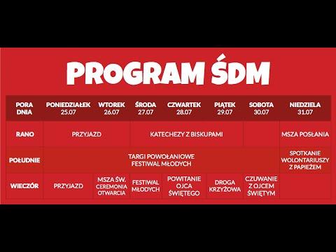 MDB #2 - Program Światowych Dni Młodzieży