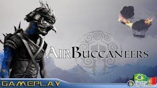 Air Buccaneers - Gameplay (PC / Steam)