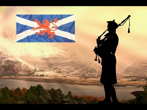 ⚡️Scottish Soldier💥Royal Scots Dragoon Guards💥The Green Hills of Tyrol⚡️