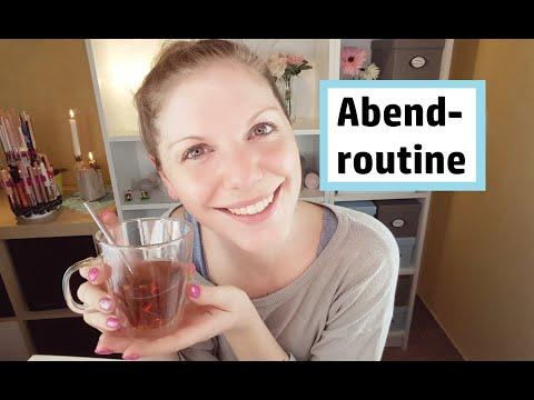 meine-abend-pflege-routine-|-frühling-2019