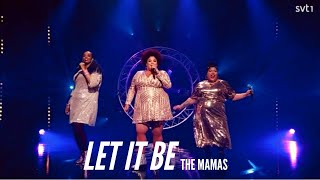 The Mamas - Let It Be - Eurovision: Sveriges 12:a chords   Guitaa.com