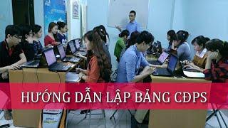 Lớp học kế toán thực hành tổng hợp thực tế tại Hà Nội