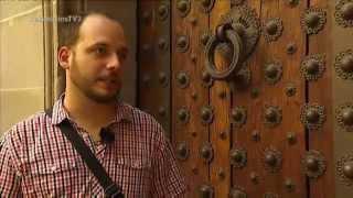 El barri de la Ribera i Ciutat Vella el 1714 a TV3 - Dani Cortijo - Història de Barcelona