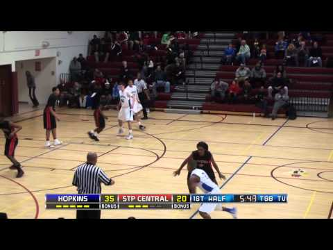 2013 East Metro Showcase: Hopkins vs. St. Paul Central
