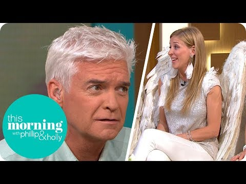 Phillip Is Very Sceptical About the Idea That He's an 'Earth Angel' | This Morning