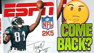 What the HECK Happened to the NFL 2K Video Game Series.... and Will It Make a Comeback?