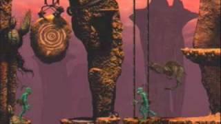 ODDWORLD: THE BIG GLITCH VIDEO