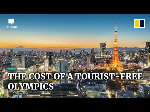 How much will a lack of tourists at the Tokyo Olympics cost Japan?