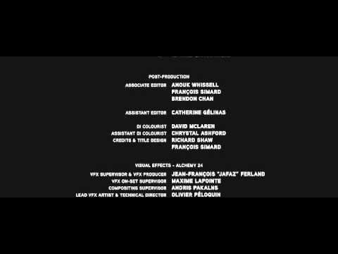 TURBO KID (2015) Real Ending Soundtracks