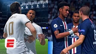 Real Madrid vs. PSG FIFA 20 Predictions: Zinedine Zidane is exhausted | Champions League