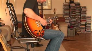 1967 Gibson ES-335 sunburst Part2