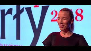 """Laureatka Orła """"Wprost"""" - Ewa Chodakowska - o planach biznesowych i recepcie na sukces"""