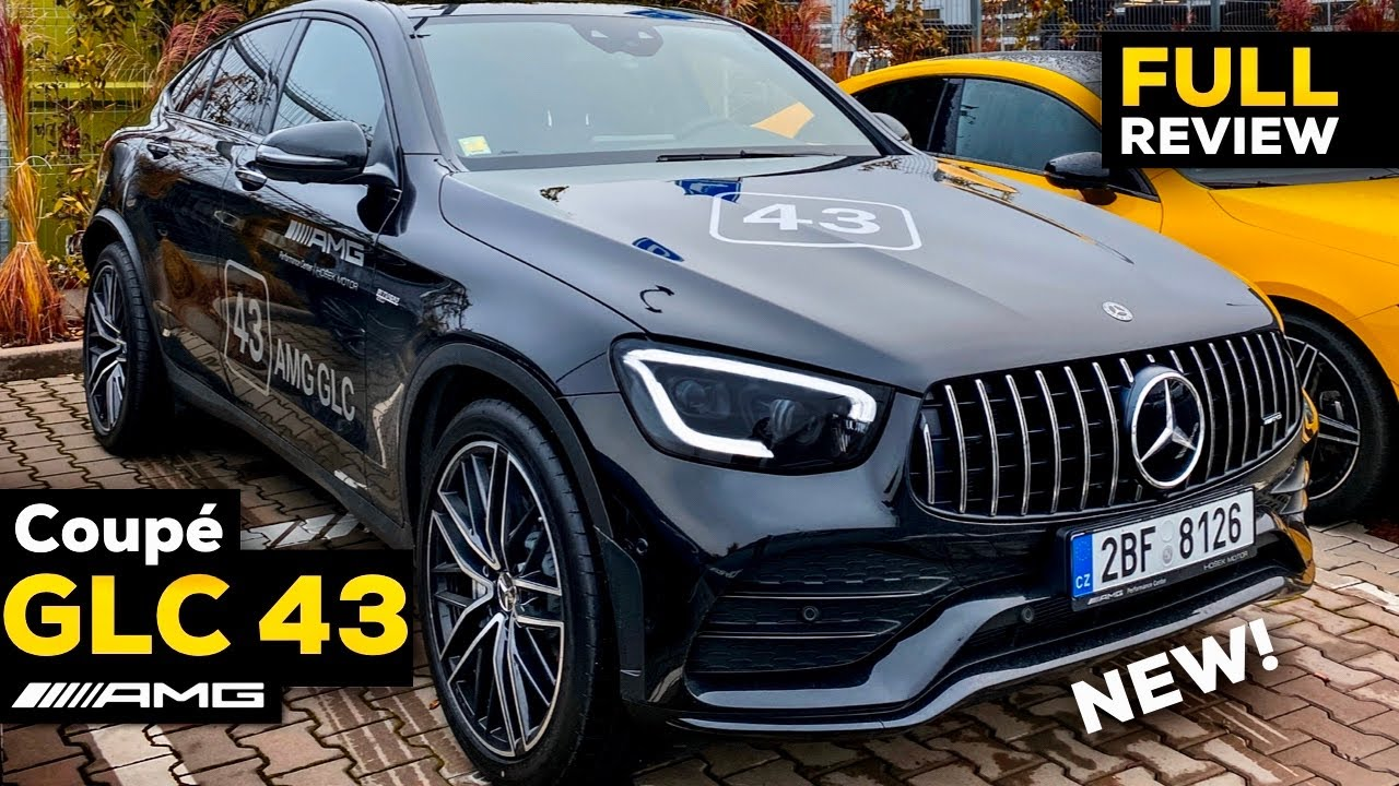2020 Mercedes Amg Glc 43 Coupe New Facelift Full Review Better