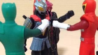 仮面ライダー+ヒーロー戦隊~最強の敵が現れる~strongest enemy appears