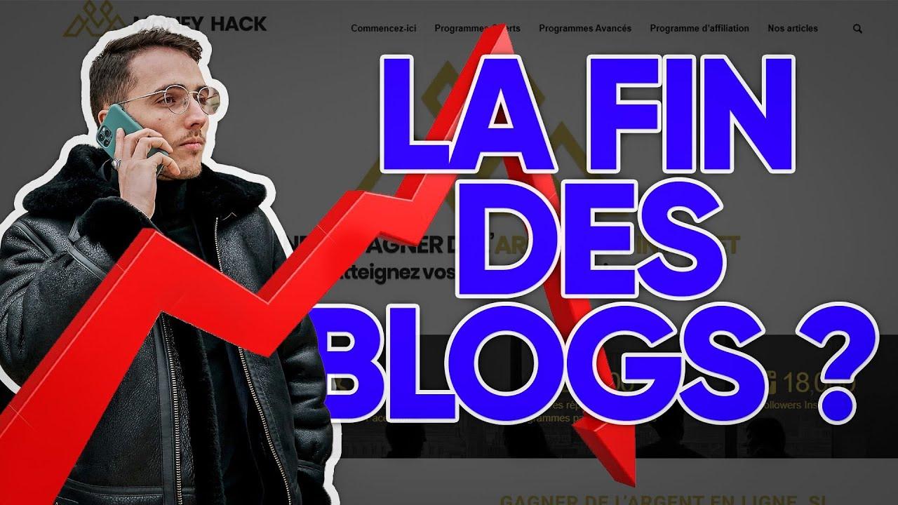 Un Entrepreneur Dévoile Les Secrets de son Blog qui Génère Plus de 10,000€ Par Mois