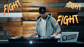 Street Fighter II DJ Remix - Skratch Bastid