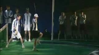 [Tenimyu Side Yamabuki ft St Rudolph] Shouri no Kami wa Dochira ni Hohoemu