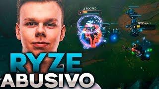 Este campeón es ABUSIVO! El nuevo WUNDER con RYZE?! SK Werlyb
