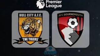 Watch Hull City Vs Bournemouth 14/01/2017   | Live Stream Premier League | rebus