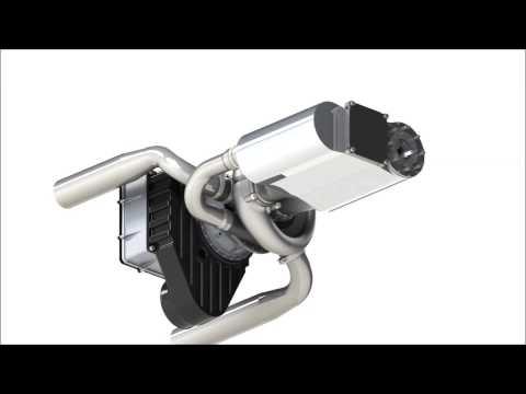 Wrightspeed's Fulcrum turbine generator