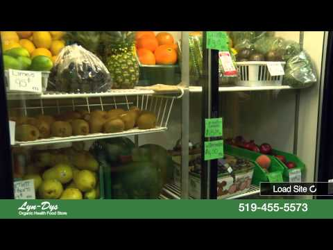 Lyn-Dys Organic Health Food Store - WELCOME