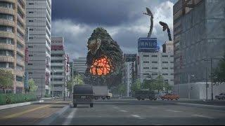 PS4「ゴジラ-GODZILLA-VS」 ビオランテ DESTRUCTION MODE PART1