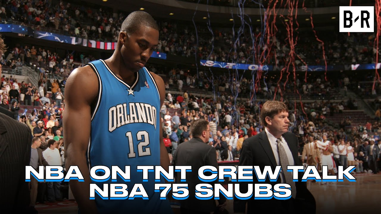 Download Inside The NBA Crew Discuss the Biggest Snubs From NBA75 List
