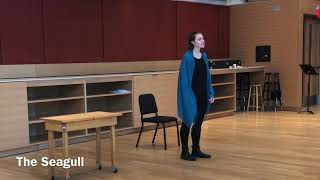 Julia Cohen Comedic/Dramatic Monologue