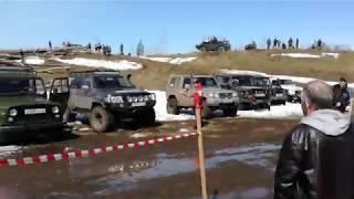 Весенняя мобилизация. Диванные Джиперы. Татарстан, г. Казань.