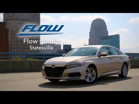 Flow Honda Statesville >> June 2018 Monthly Special Flow Honda Accord