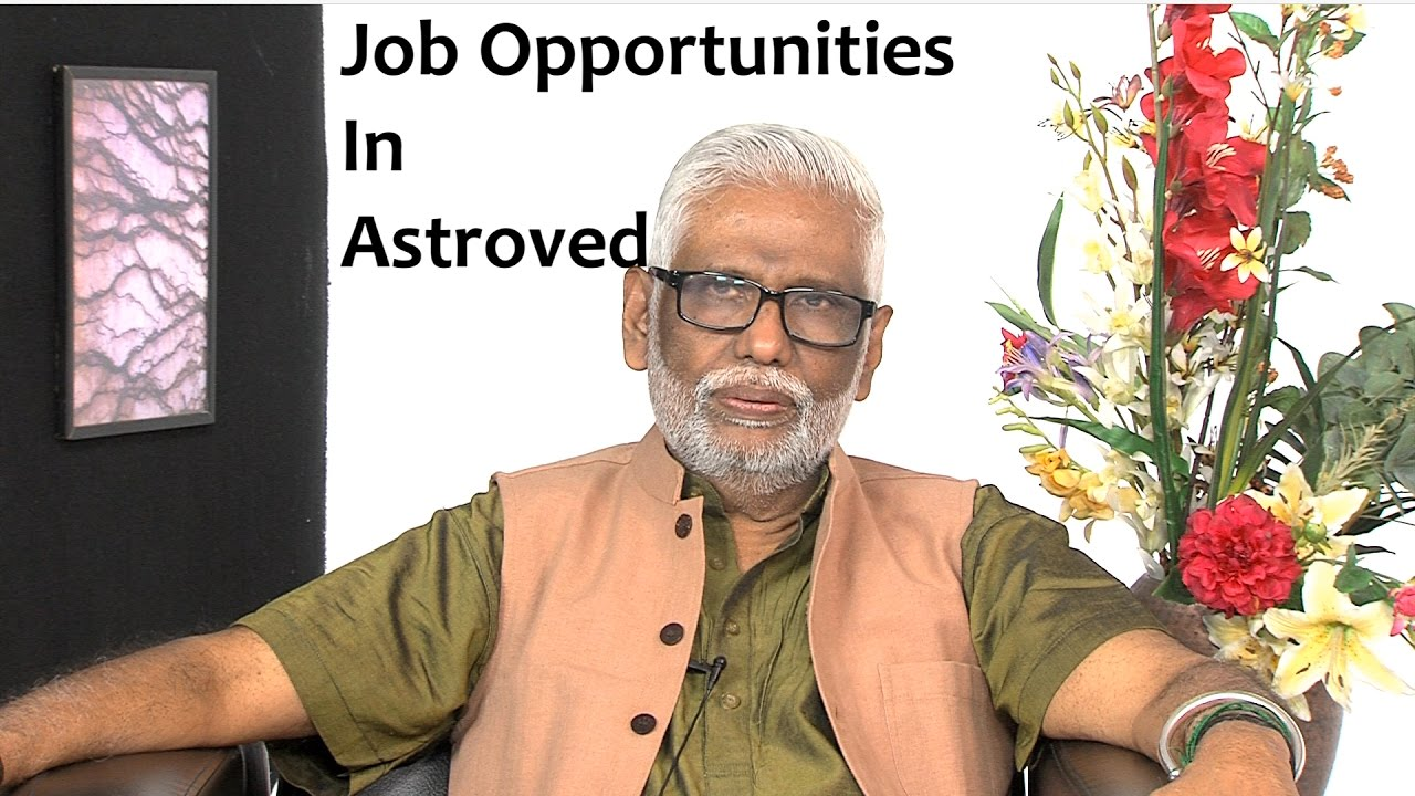 Job Opportunities In Astroved