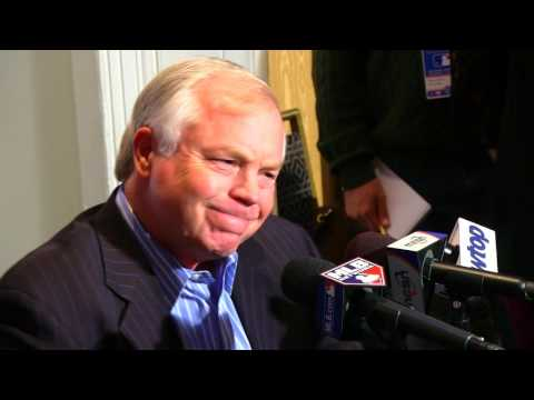 Buck Showalter talks about the Orioles at the Winter Meetings