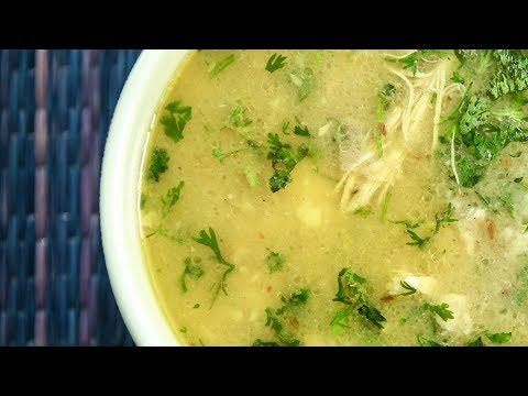 Chicken Shorba Recipe | How To Make Murg Shorba | Indian Soup Recipe | Murg Shorba By Neelam Bajwa