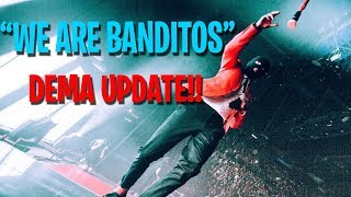 "New TØP Updates! Clancy's Letter, ""WE ARE BANDITOS"" (Twenty one Pilots New Single SOON?!)"