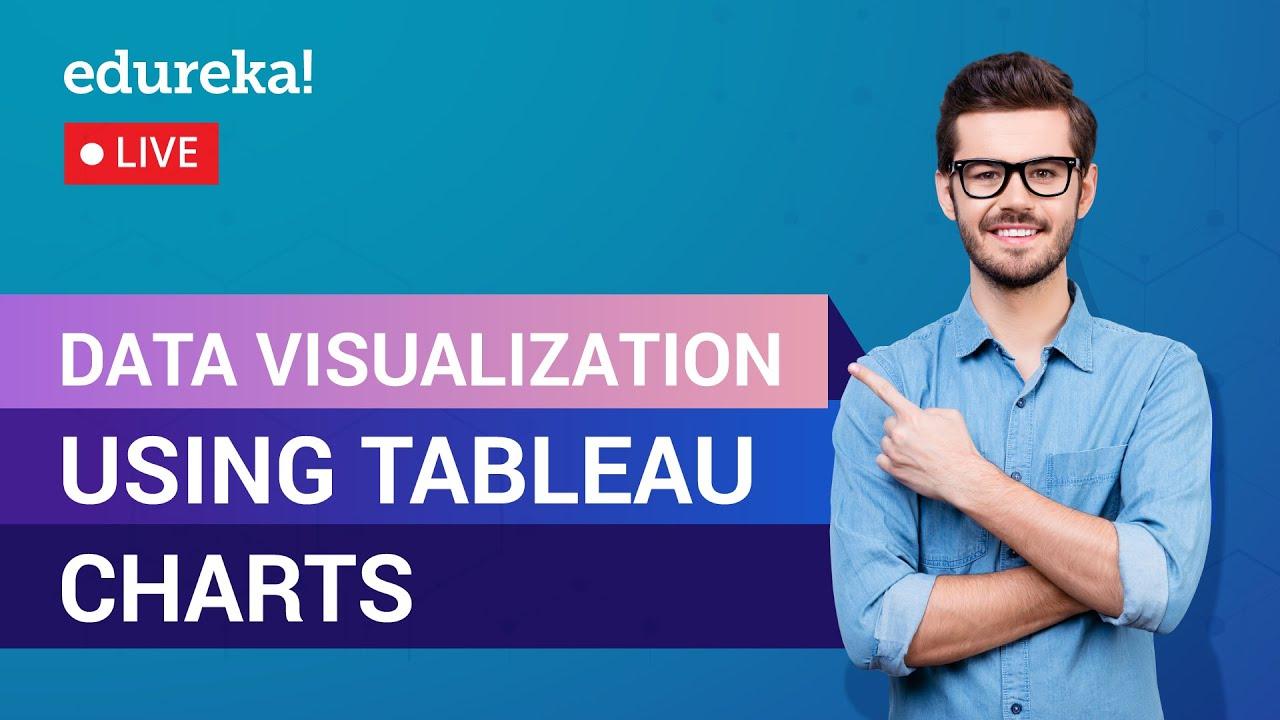 Data Visualization Using Tableau Charts