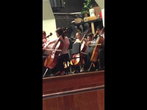 Colonie Central High School Symphonic Orchestra/Bitter Sweet Symphony