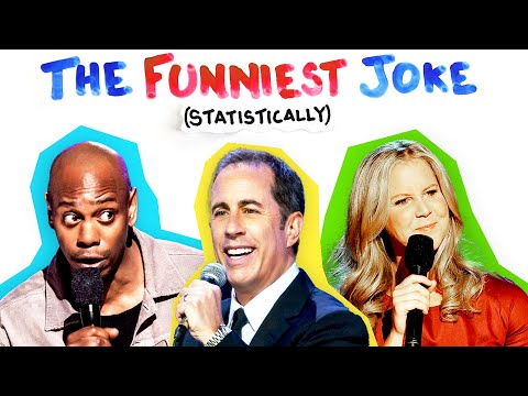The Funniest Joke In The World, According To Science