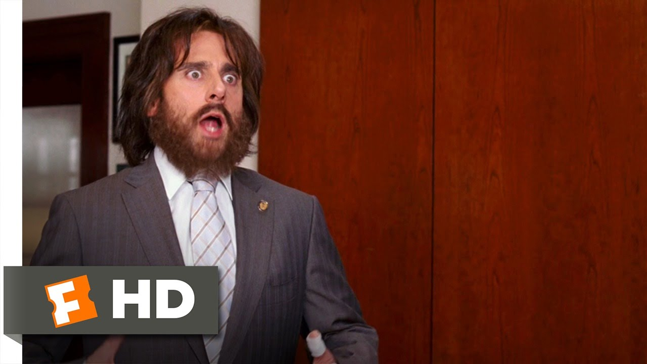 Evan Almighty 710 Movie Clip Evans New Look 2007 Hd Youtube