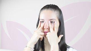 Фейсбилдинг - Глаза (мешки, отеки, нависшие веки)
