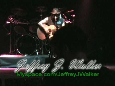 Jeffrey J. Walker sings a Neil Young medley