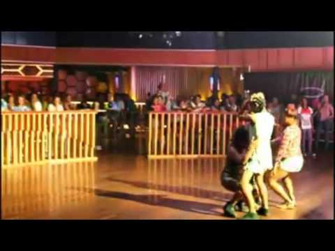 Port Moresby Dance at the Cosmopoliton Track , MONO MERI ENGA (2017) - ELDIZ MUNE FT. WILD PACK