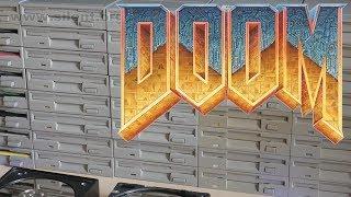 The Floppotron: Doom E1M1 - At Doom's Gate