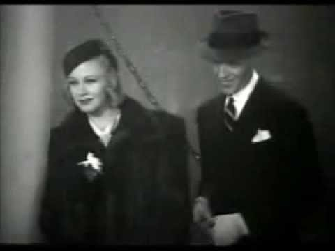 Fred Astaire and Ginger Rogers - They Can't Take That Away From Me (1937 and 1949)